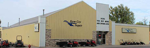 picture of Farm City Supply storefront