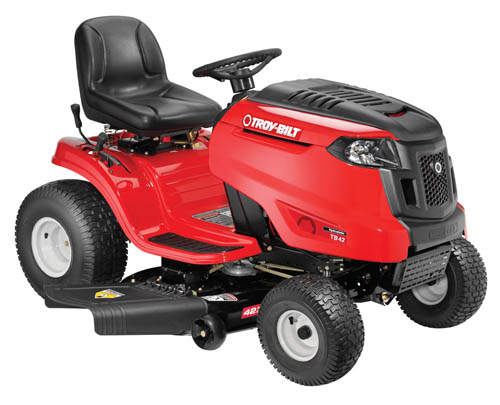 "picture of 42"" Hydrostatic Drive Lawnmower"
