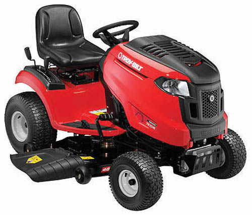 "picture of 46"" Hydrostatic Drive Lawnmower"