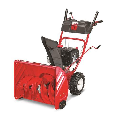 "picture of 24"" Snowblower"