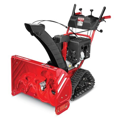 "picture of 28"" Track-Drive Snowblower"