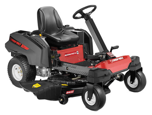"picture of 54"" Zero-Turn Riding Mower"