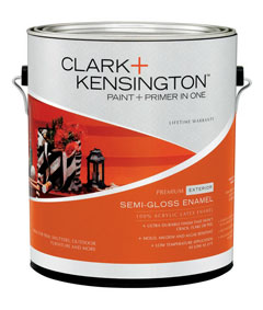 picture of Semi Gloss paint