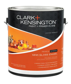 picture of Semi-Gloss paint