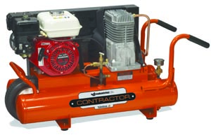 picture of Industrial Air Contractor Oil Lubed Aluminum Pump with Cast Iron Sleeves
