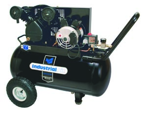 picture of Industrial Air Oil Lubed Cast Iron Pump