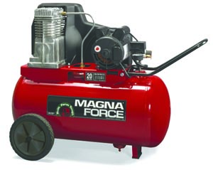 picture of Magna Force Oil Lubed Aluminum Pump with Cast Iron Sleeves