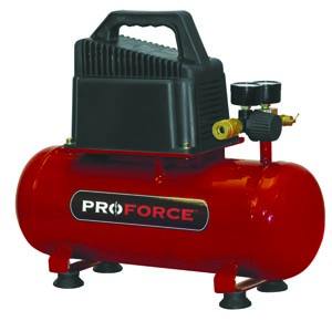 picture of Pro Force Oil Free, Single Stage 2 Gallon Tank--Hand Carry 70-100 PSI
