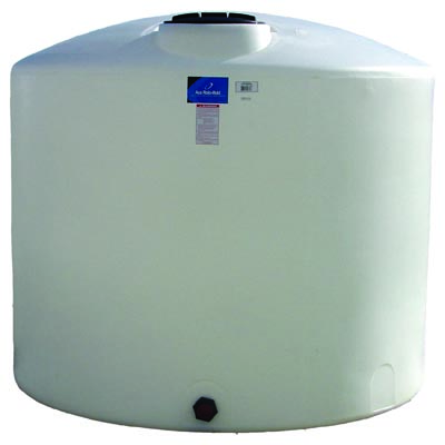 picture of 1650 Gallon Vertical Tank